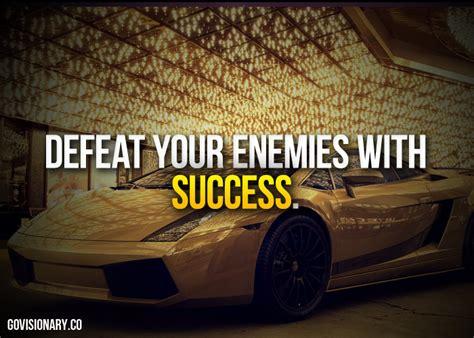defeat  enemies  success
