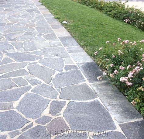 flagstone paver walkway porfido rosso ceola irregular flagstone walkway pavers