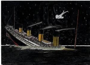 -Titanic Sinking 1912- by CarlosGabrielPE on DeviantArt