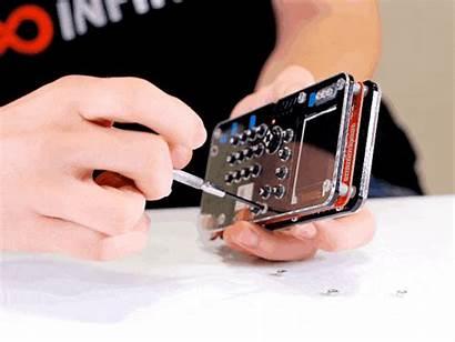 Smartphone Open Phone Hardware Uno Costruire Come