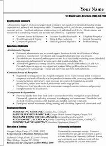 Functional resume resume cv for Functional resume