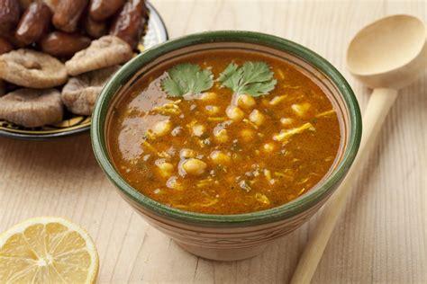 cuisine marocaine facile ramadan recette de la harira soupe traditionnelle du ramadan
