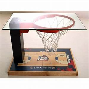 758 best basketball images on pinterest basketball man for Hoop coffee table