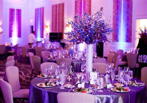 purple and blue wedding modern purple and blue wedding