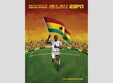 ESPN's 2010 FIFA World Cup Murals For 32 Nations Prose