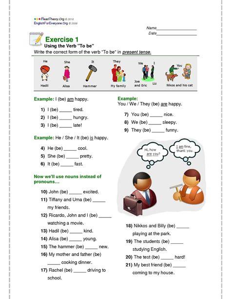 calameo verb   exercises