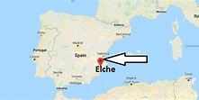 Where is Elche Located? What Country is Elche in? Elche ...