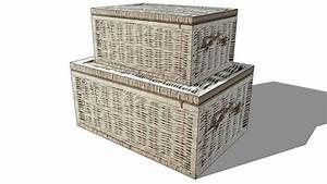 Entrepot Destockage Maison Du Monde : malle osier maisons du monde ref 130512 prix 149 3d ~ Melissatoandfro.com Idées de Décoration