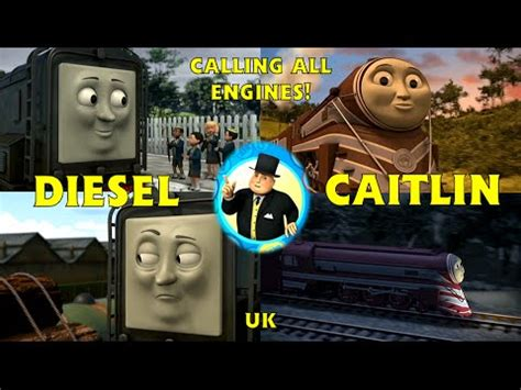 calling all engines diesel and caitlin uk hd