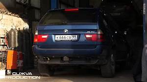 Bmw X5 E53 M62b44 Exhaust Tuning