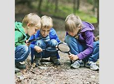 Outdoor Curriculum for Young Children Open Classroom