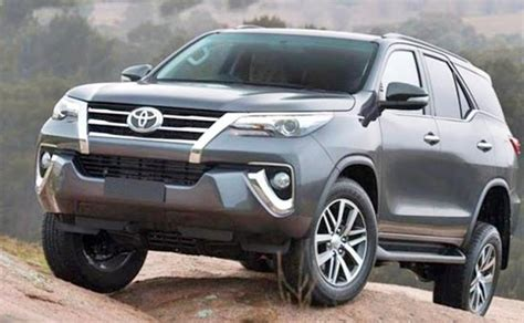 toyota fortuner price interior  review