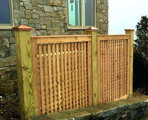 fence sections lowes black steel  rail fence panel wood