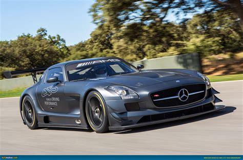 Ausmotivecom Mercedes Sls Amg Gt3 45th Anniversary