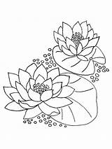 Lily Coloring Water Pages Printable Monet Easter Energy Flower Lilies Flowers Colouring Print Pad Renewable Getcolorings Calla Colors Recommended Getdrawings sketch template