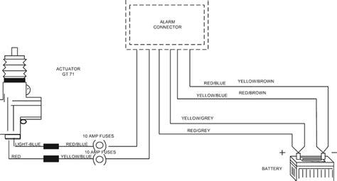 Bmw Door Lock Actuator Wiring Diagram by Gt 121 Installation Guide