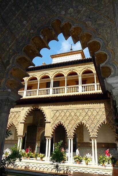 Mauresque Architecture Wikipedia Seville
