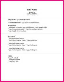 college student resume exles first job teen 11 sle college student resume no work experience