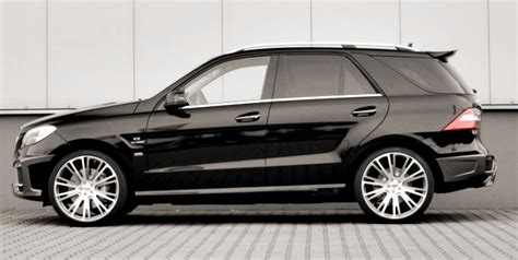 Brabus Gives Mercedes-benz Ml63 Amg 611 Hp!