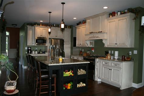 painting stained kitchen cabinets crafted custom painted kitchen cabinets with stained 4064