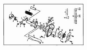 Craftsman 989796060 Gas Line Trimmer Parts