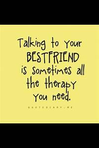 Best Friends -- Amen to that! My days are not complete if ...
