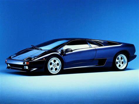1999 Lamborghini Diablo Vt  Lamborghini Supercarsnet