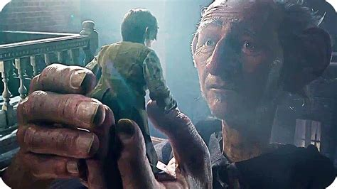 disneys  bfg trailer   steven spielberg youtube