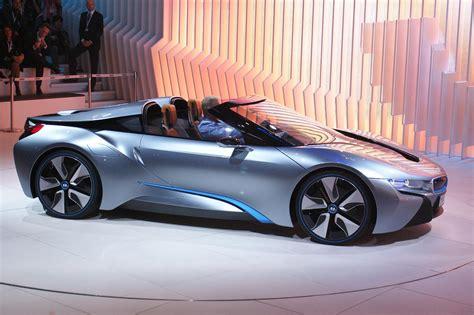 bmw  concept spyder motoring middle east car news