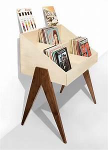 Meuble Pour Vinyle : rangements pour vos disques vinyles picslovin ~ Teatrodelosmanantiales.com Idées de Décoration
