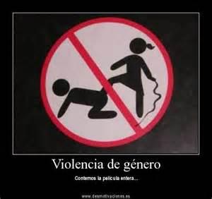 Digamos NO a la violencia de género - Taringa!