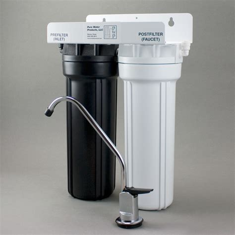 Undersink Filters - Pure Water Products, LLC