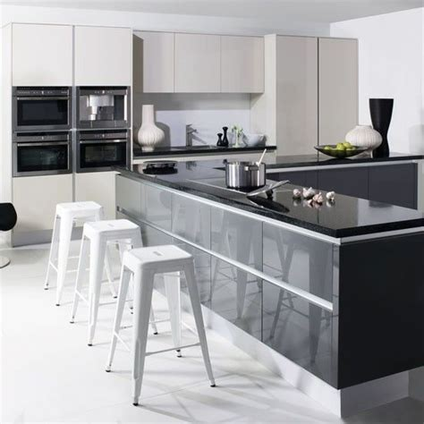 grey lacquer kitchen cabinets kitchen dressers our of the best kitchen cupboard 4082