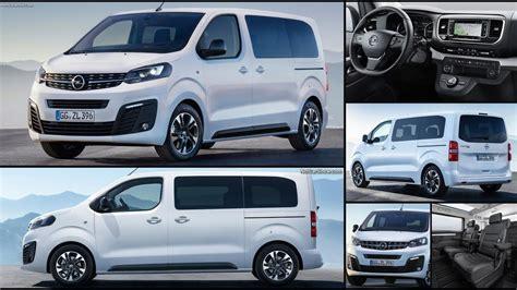 Opel Zafira 2020 by 2020 Opel Zafira Life 2020