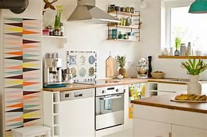 Welche Tapete Für Küche : k che mit brakig leelah loves ~ Sanjose-hotels-ca.com Haus und Dekorationen