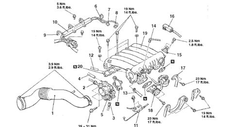 2010 Dodge Engine Diagram by I A 97 Dodge Avenger 2 5 I Need The Sensor On The
