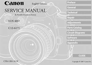 Canon 40d Manual Pdf Download