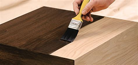 Woodworking Articles  Tips & Pitfalls Of Stain Matching