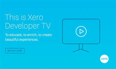 developer tv episode     xero blog