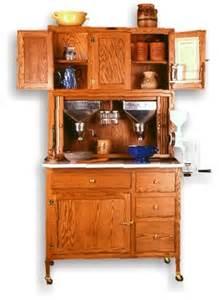 hoosier cabinets custom built