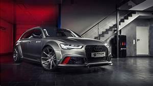 Prior Design Audi A6 Rs6 Avant Wallpaper