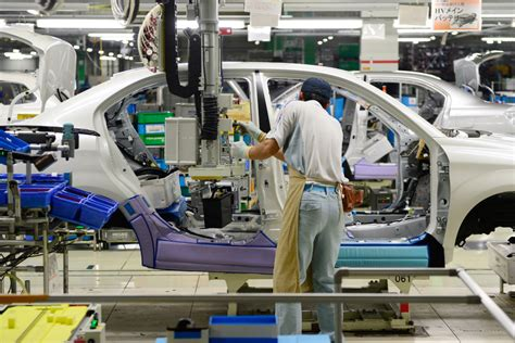 toyota motors japan take two humans taking jobs from robots in japan based