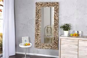 soldes miroir mural design bois flotte pas cher comforium