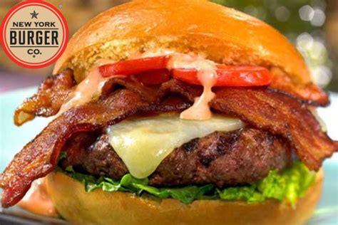 Best Burger New York by Best Burger In New York Challenge New York Burger Company