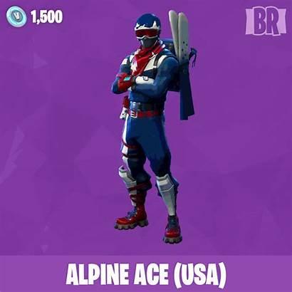 Fortnite Skins Fnbr Skin Ace Alpine Think