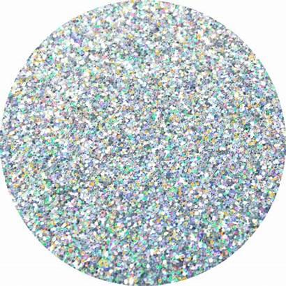 Glitter Transparent Silver Background Jet Eye Hq