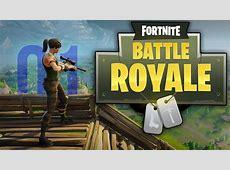 FORTNITE BATTLE ROYALE #1 YouTube