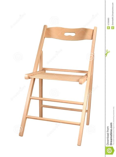 folding chair stock photos image 12785883