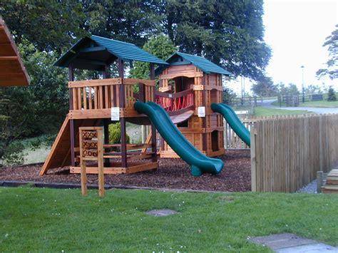Backyard Kids Play Area Ideas