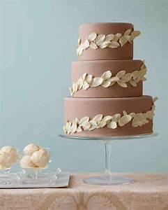 Simple Diy Wedding Cake Designs: Simple elegant wedding